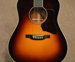 Bourgeois Slope D Burst Sitka top (No Longer Available)