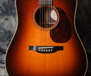 Bourgeois Vintage D Burst 2006 (Consignment) No Longer Available