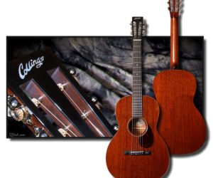Collings 00 Mahogany