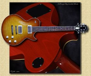 Collings City Limits CL Deluxe