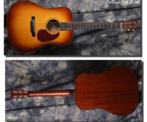 Collings D1A Burst (used) SOLD