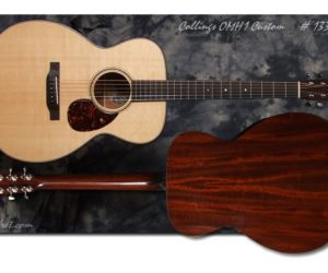 Collings OM1H Custom