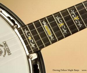 Deering Deluxe Banjos