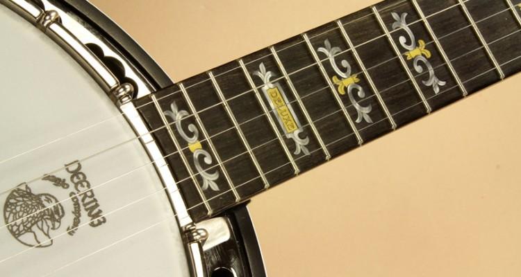 Deering-Deluxe-Maple-Banjo-inlay