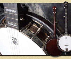Deering Eagle II 5-String Banjo