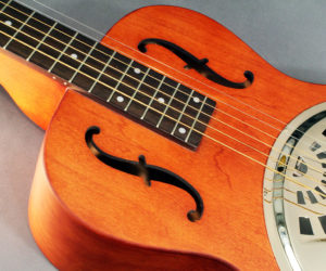 Dobro Hound Dog Squareneck Resonator