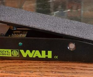 Used Wah Pedals SOLD