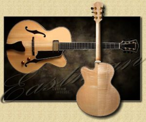 ❌ SOLD ❌ Eastman AR803CE Archtop Jazz Guitar