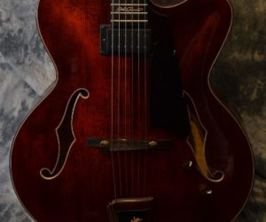 Eastman John Pisano 2009 (Consignment) SOLD