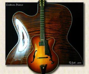 Eastman John Pisano AR680CE Jazz Guitar