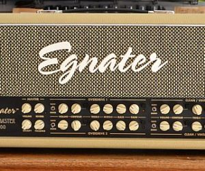 Egnater Tourmaster 4100 Amplifier - SOLD