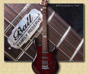 Ernie Ball Music Man Ball Family Reserve Luke SOLD
