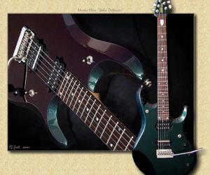 Ernie Ball Music Man John Petrucci SOLD