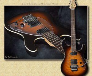 Ernie Ball Music Man SM-Y2D Steve Morse SOLD