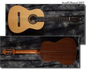 Farrell Classical 2007 (Consignment) No Longer Available