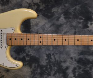 Fender Strat Hardtail 1973 (Consignment) SOLD