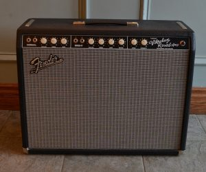 Fender Custom Vibrolux Reverb 2009 (Consignment)  SOLD