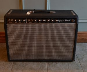 Fender Deluxe Reverb 80's (Consignment)  SOLD