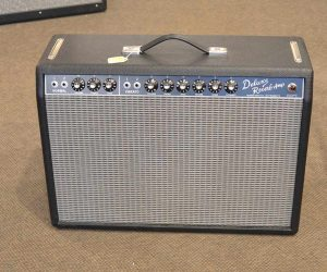 Fender Deluxe Reverb Reissue 2008 (Consignment) Sold