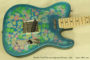 1994 Fender Floral Telecaster Japanese Reissue (consignment)  SOLD