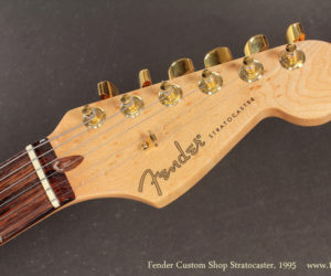 1995 Fender Custom Shop Stratocaster (consignment) SOLD