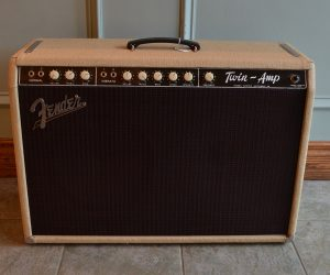 Fender Twin 1961 (Consignment)  SOLD