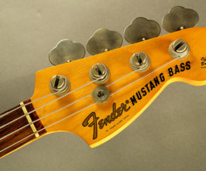 Fender Mustang Bass 1974 (consignment) SOLD
