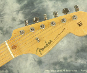 2000 Fender 56 NOS Stratocaster SOLD