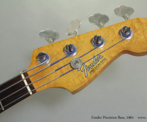 1964 Fender Precision Bass Sunburst (consignment) NO LONGER AVAILABLE