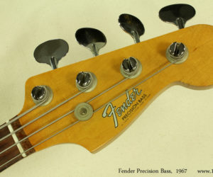 1967 Fender Precision Bass (consignment) No Longer Available