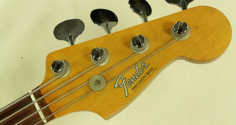 Fender-Precision-Bass-1967-head-front