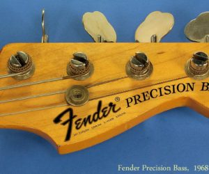 Fender Precision Bass refinished 1968 (consignment) SOLD