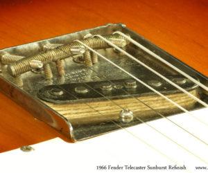 1966 Sunburst Fender Telecaster Refinish (consignment) No Longer Availalble