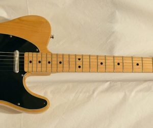 Fender Telecaster 1978 Natural (Consignment) No longer available