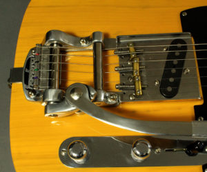 Fender Telecaster 1952 Reissue With Vibramate and Bigsby (used) SOLD