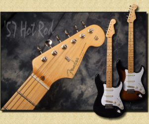 Fender '57 Hot Rod Stratocaster  DISCONTINUED