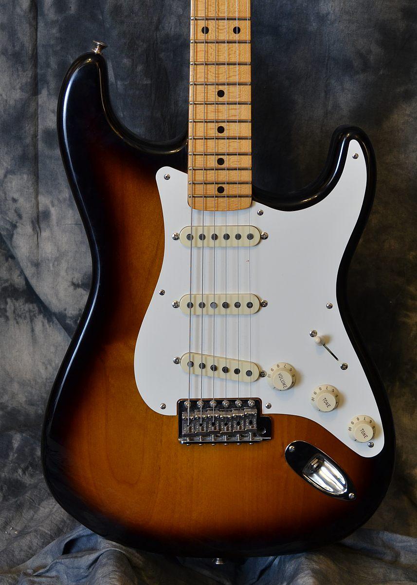 Fender Eric Johnson Strat Www 12fret Com