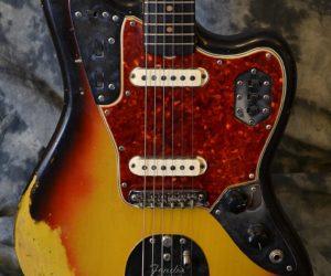 Fender Jaguar 1964 Consignment  SOLD