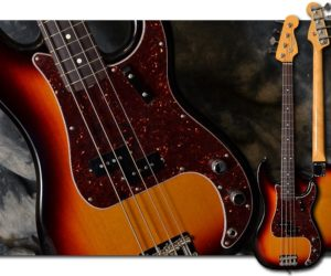 Fender American Vintage '62 Precision Bass  DISCONTINUED