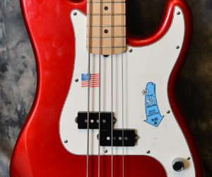 Fender P Bass Standard No Longer Available