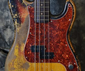 Fender P Bass 1964 (Consignment) SOLD
