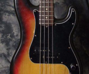 Fender Precision Bass circa 1975 (Consignment) No Longer Available