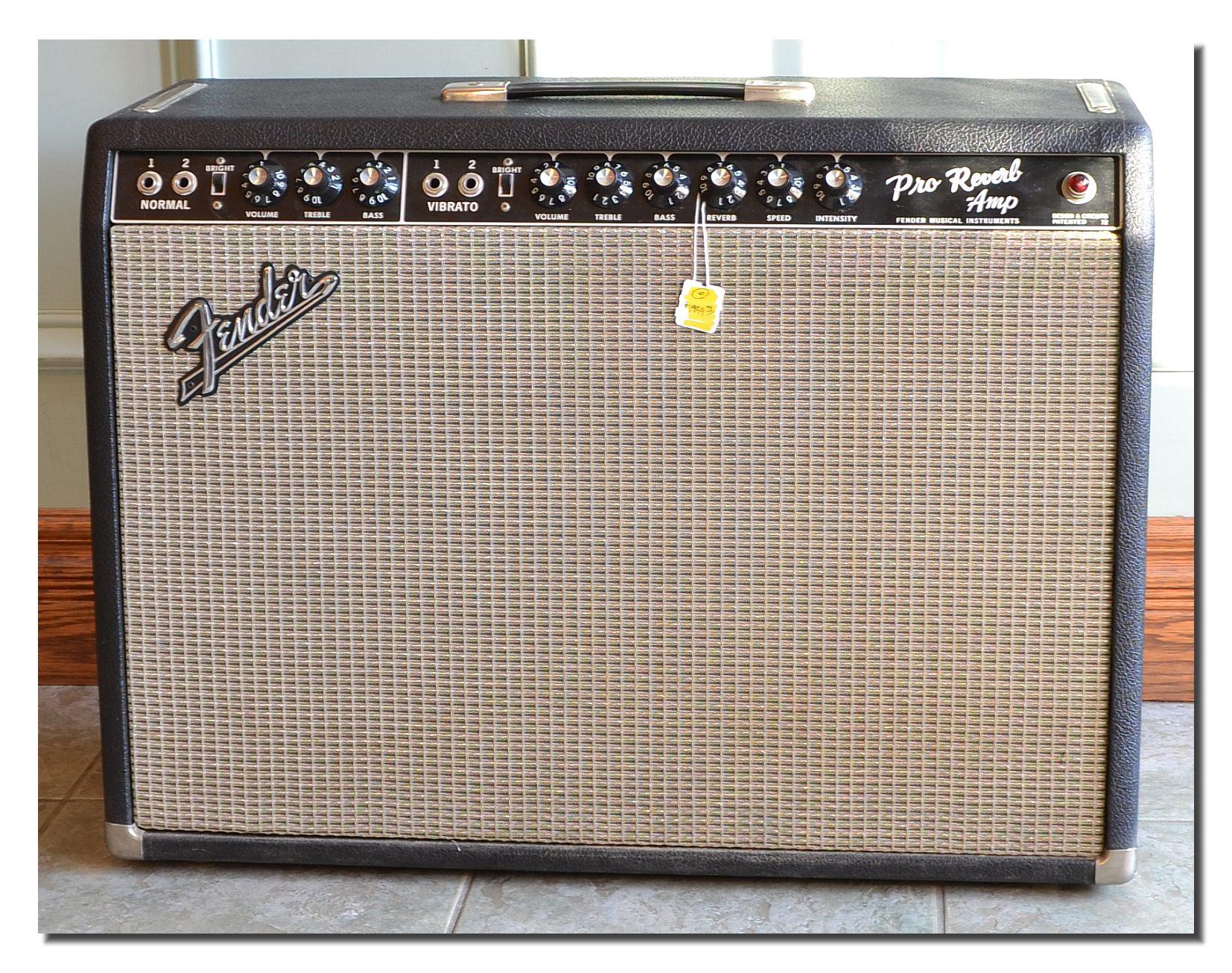 Fender Tonemaster Twin Reverb Amp