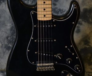 Fender Strat Hard Tail 1979 (Consignment) No Longer Available