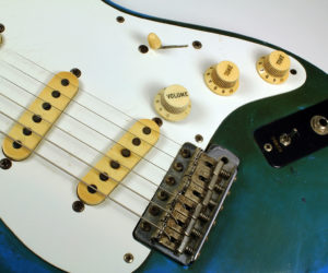 Fender Stratocaster 1956/1962: a piece of Toronto musical history SOLD