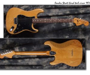 Fender Strat Hard Tail 1979 (Consignment) SOLD