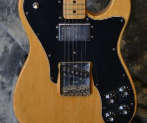 Fender Telecaster Custom 1974 (Consignment) SOLD