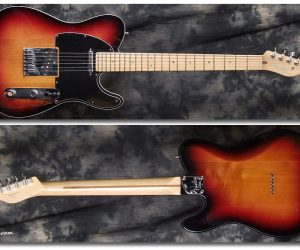 Fender Telecaster American Deluxe (Consignment) SOLD