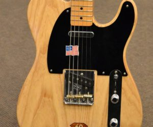 Fender Telecaster 60th Diamond Anniversary 2006 (Consignment) SOLD