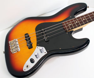 Fender Jazz Bass (Consignment) SOLD